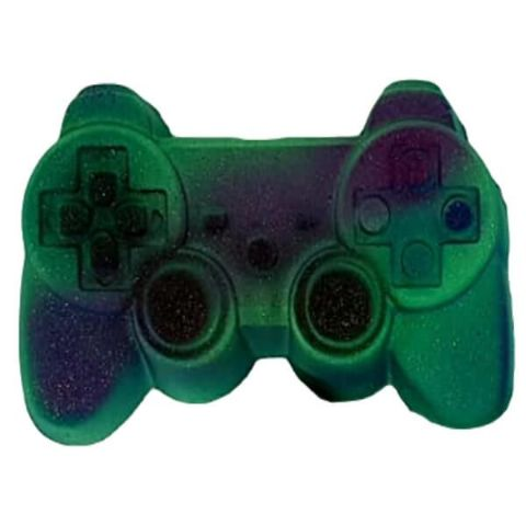 PS2 Controller Multicolured Foaming Bath Bomb